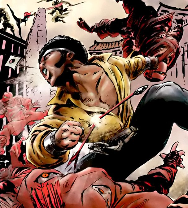 Luke Cage (Earth-10245)