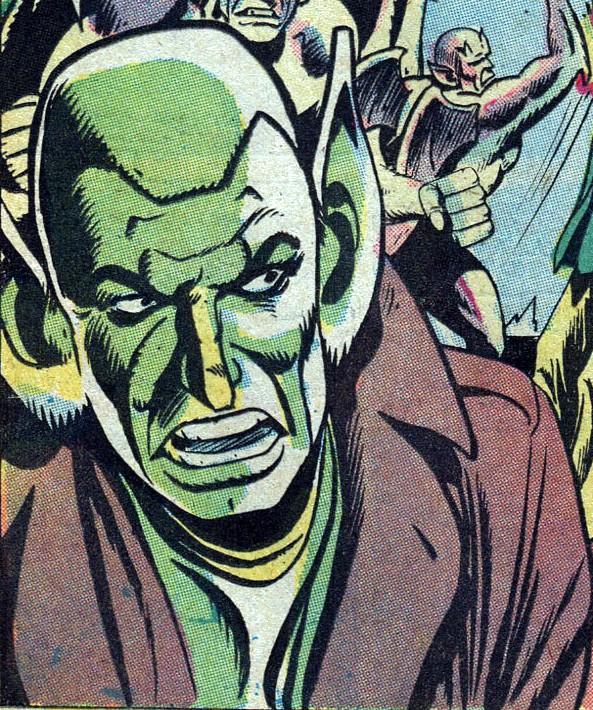 Magnor (Earth-616)