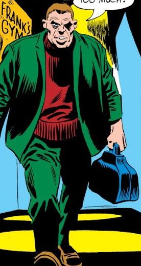 Tobe Levine (Earth-616)