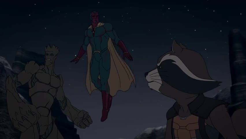 Marvel's Avengers Assemble Season 4 22