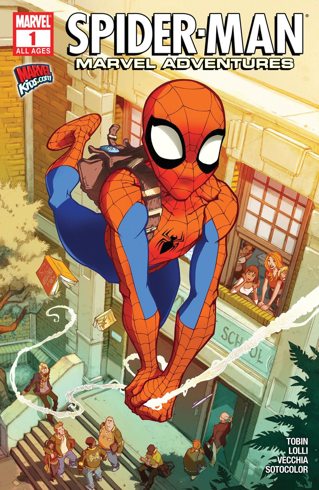 Marvel Adventures: Spider-Man Vol 2