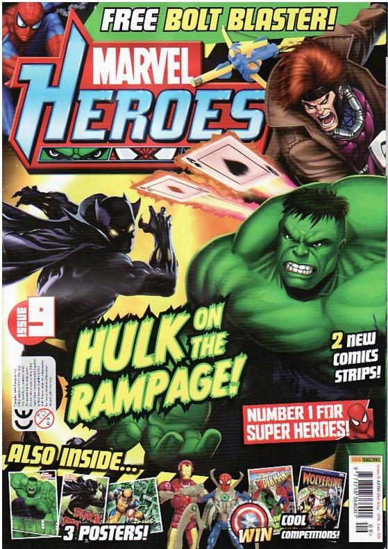 Marvel Heroes (UK) Vol 1 9