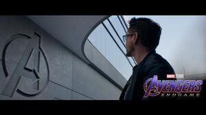 """Marvel Studios' Avengers Endgame """"To the End"""" TV Spot"""