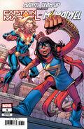 Marvel Team-Up Vol 4 4 Nauck Variant