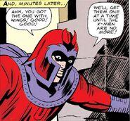 Max Eisenhardt (Earth-616) from X-Men Vol 1 4 0011