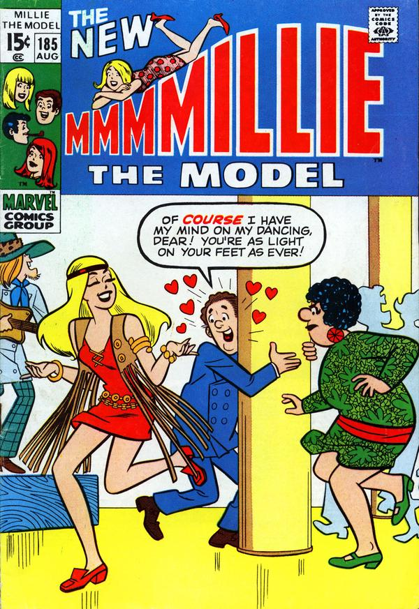 Millie the Model Vol 1 185