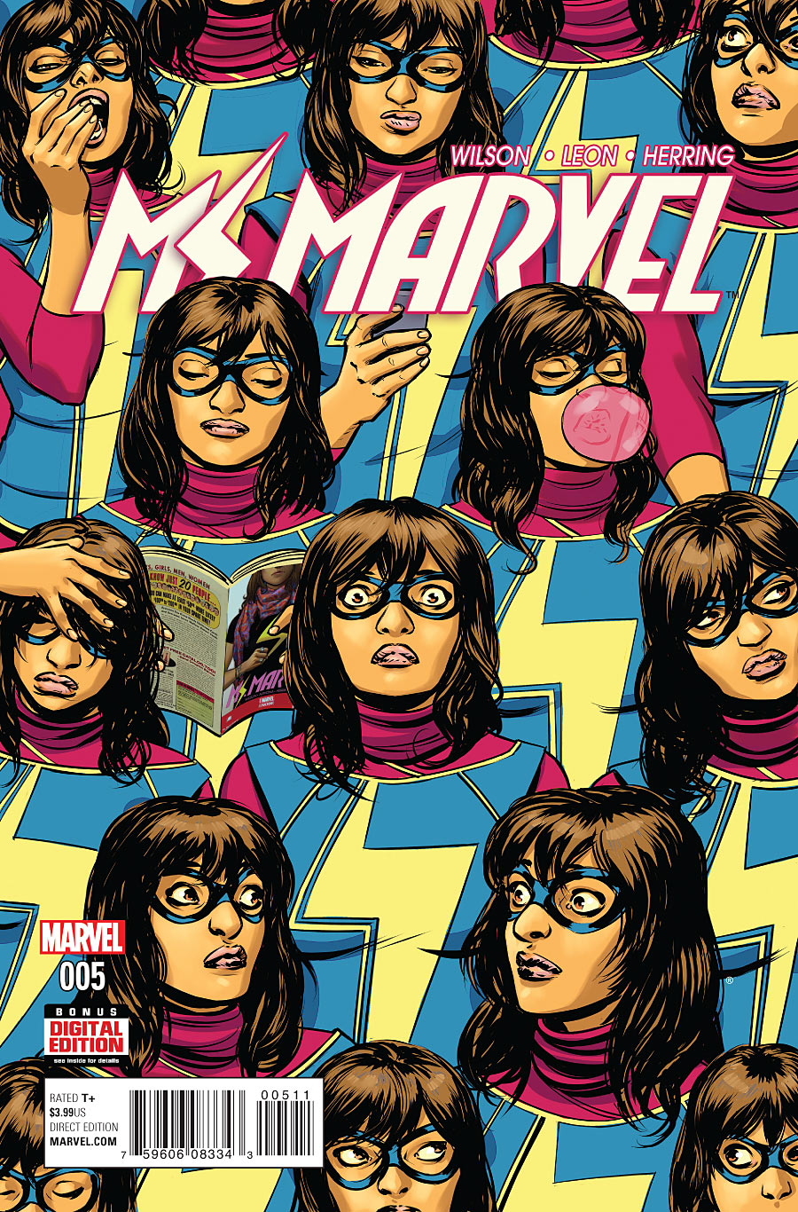 Ms. Marvel Vol 4 5