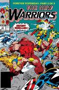 New Warriors Vol 1 12