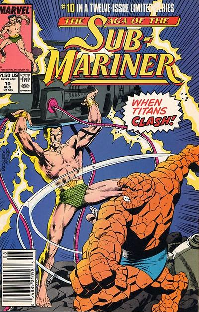 Saga of the Sub-Mariner Vol 1 10