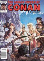 Savage Sword of Conan Vol 1 154