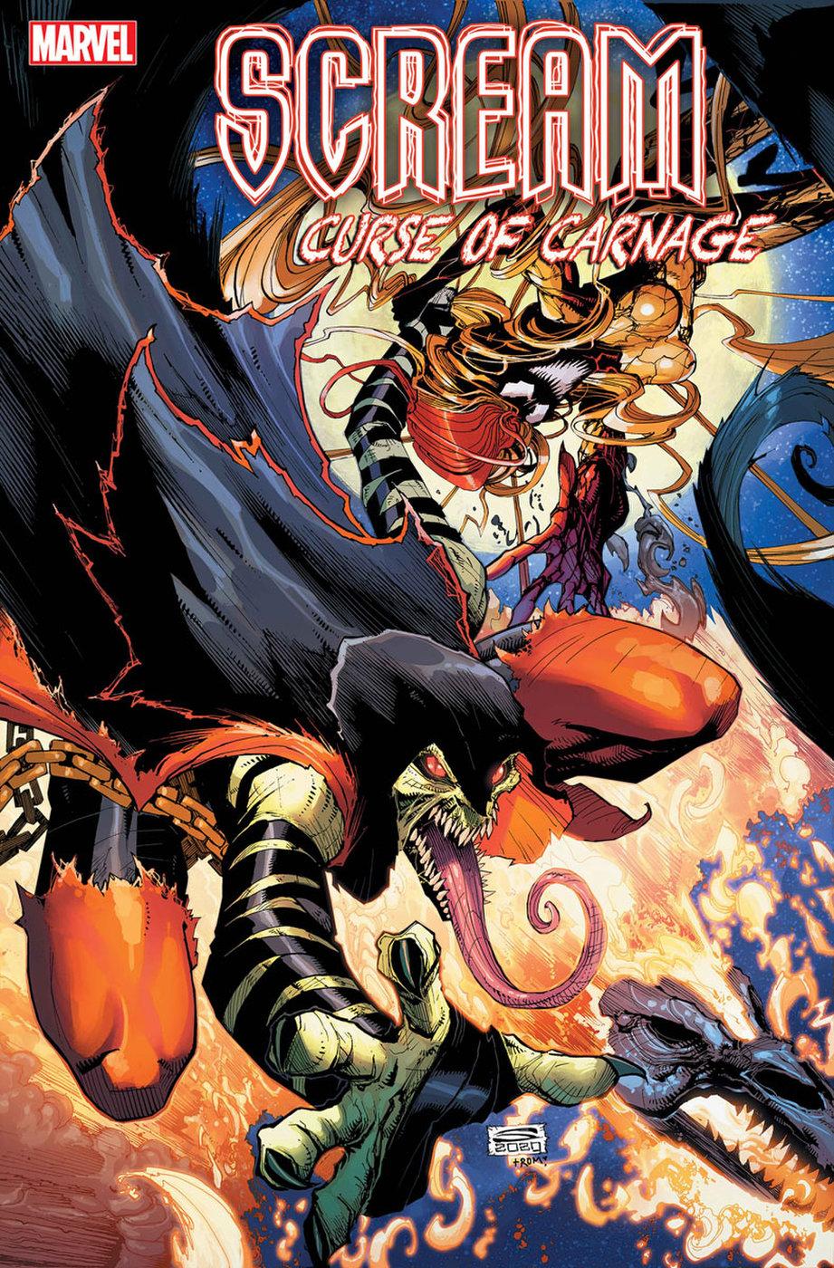 Scream: Curse of Carnage Vol 1 7