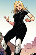 Sharon Carter (Earth-616) from Captain America Vol 9 23 001