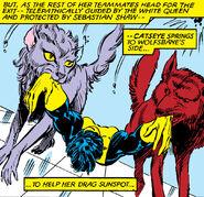 Sharon Smith (Earth-616), Roberto Da Costa (Earth-616) and Rahne Sinclair (Earth-616) from New Mutants Vol 1 17 001