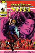 Sisterhood of Steel Vol 1 3