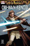 Star Wars Age of Republic - Obi-Wan Kenobi Vol 1 1