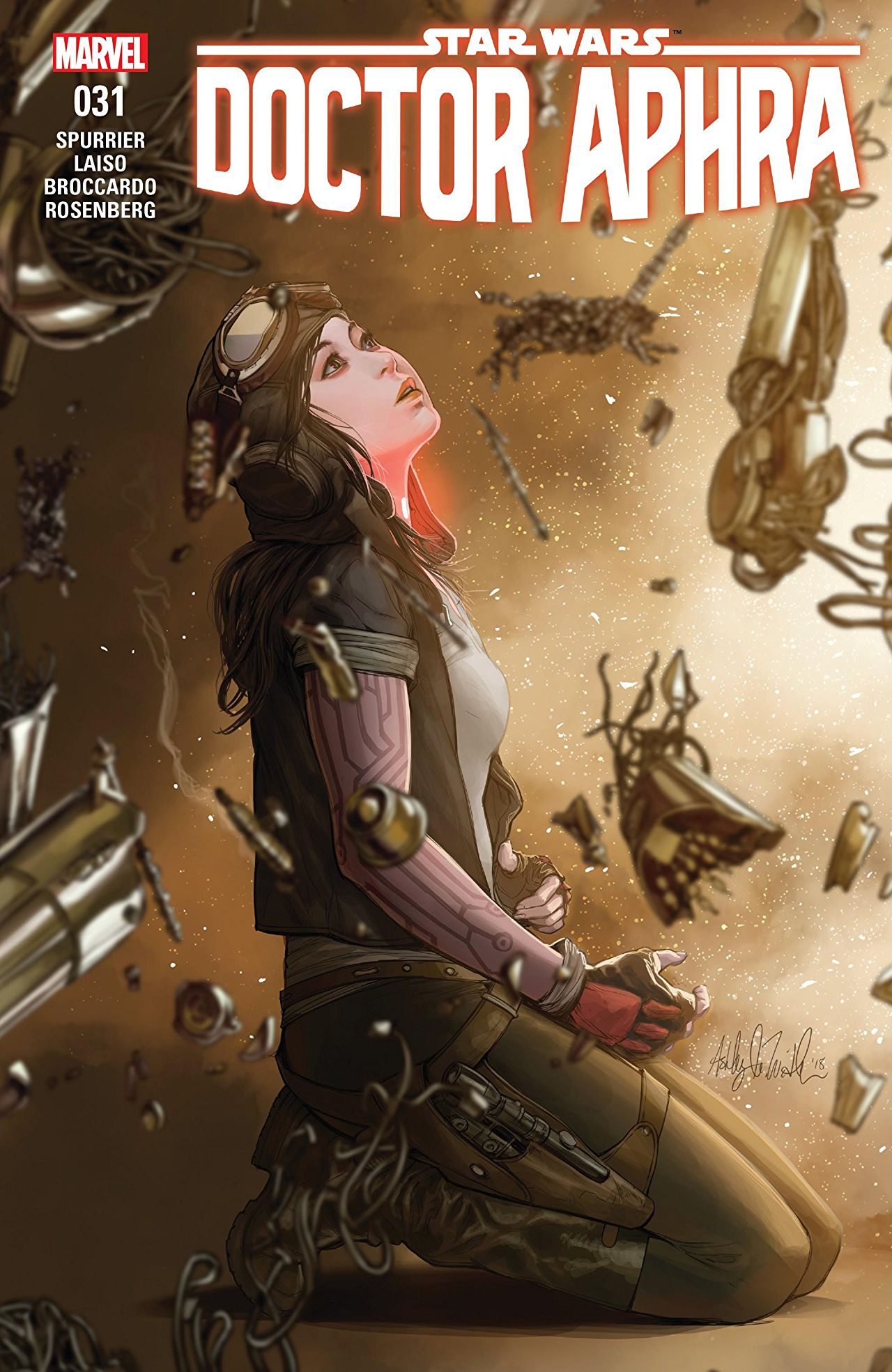Star Wars: Doctor Aphra Vol 1 31