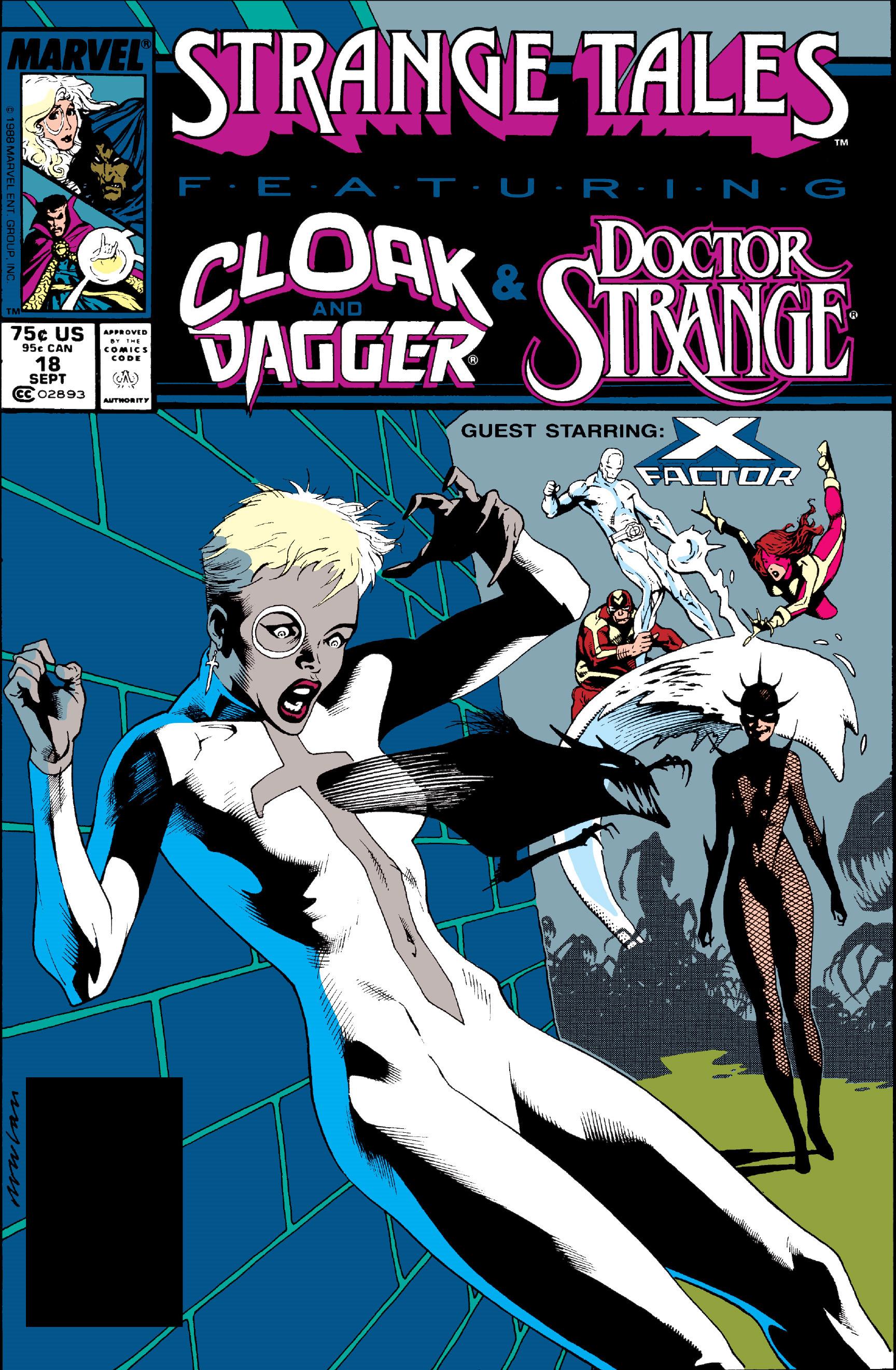 Strange Tales Vol 2 18