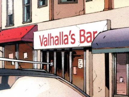 Valhalla's Bar/Gallery