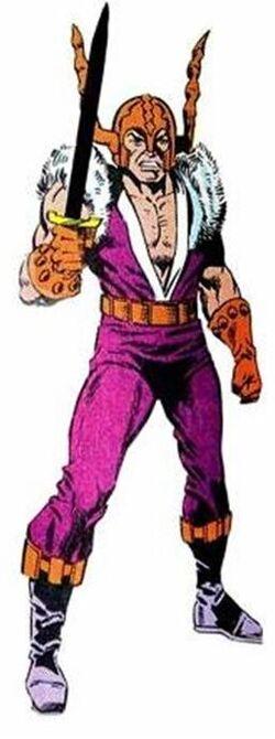 Vidar (Earth-616) from Official Handbook of the Marvel Universe Vol 2 1 0001.jpg