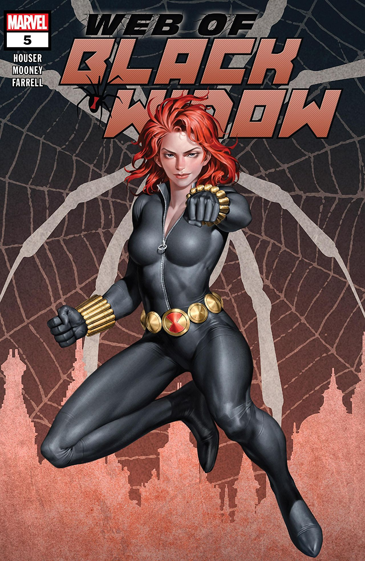 Web of Black Widow Vol 1 5