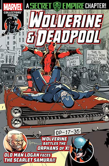 Wolverine and Deadpool Vol 5 9