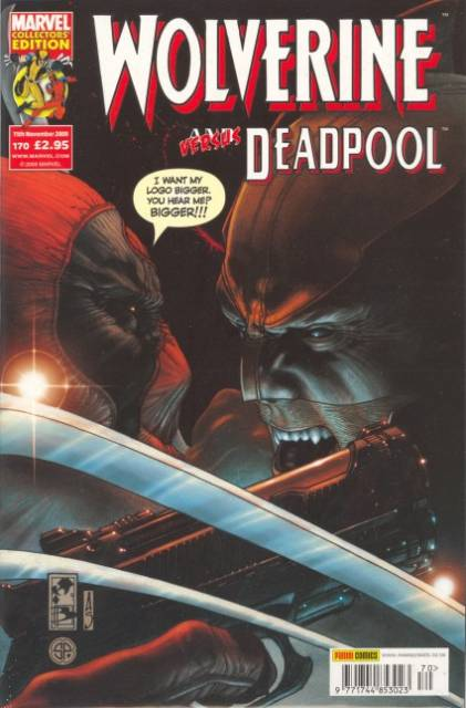 Wolverine and Deadpool Vol 1 170