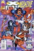 X-Force Megazine Vol 1 1
