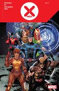 X-Men by Jonathan Hickman Vol 1 1