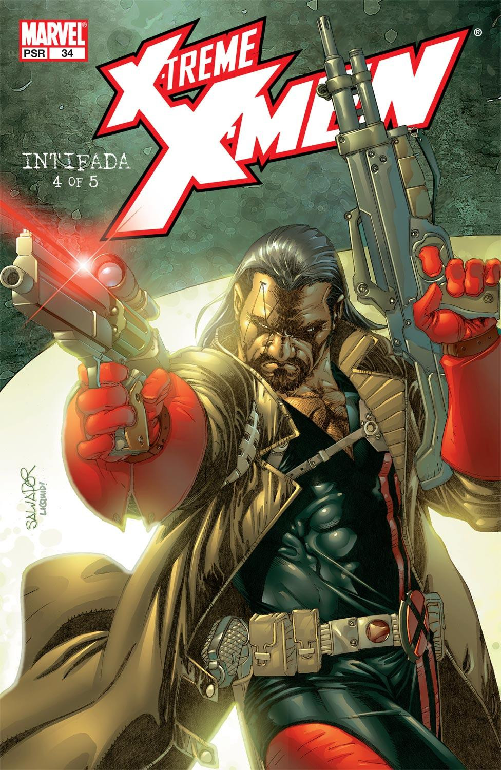 X-Treme X-Men Vol 1 34