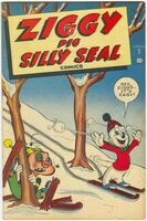 Ziggy Pig-Silly Seal Comics Vol 1 3