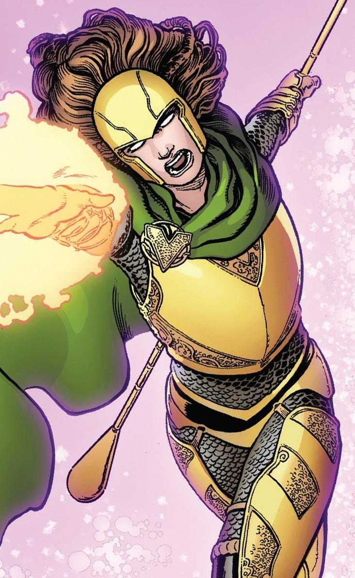 Zora Vukovic (Earth-616)