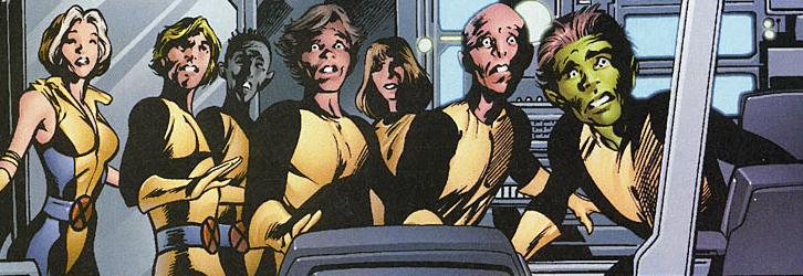 Advocates Squad (Earth-616)/Gallery