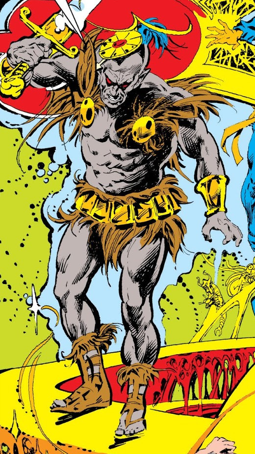Alaric (Mystic) (Earth-616)