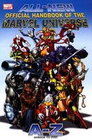 All-New Official Handbook of the Marvel Universe A to Z Vol 1 5