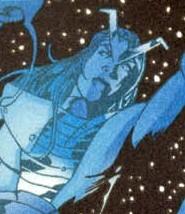 Andromeda Attumasen (Earth-110)