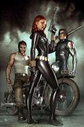 Black Widow Deadly Origin Vol 1 1 Textless