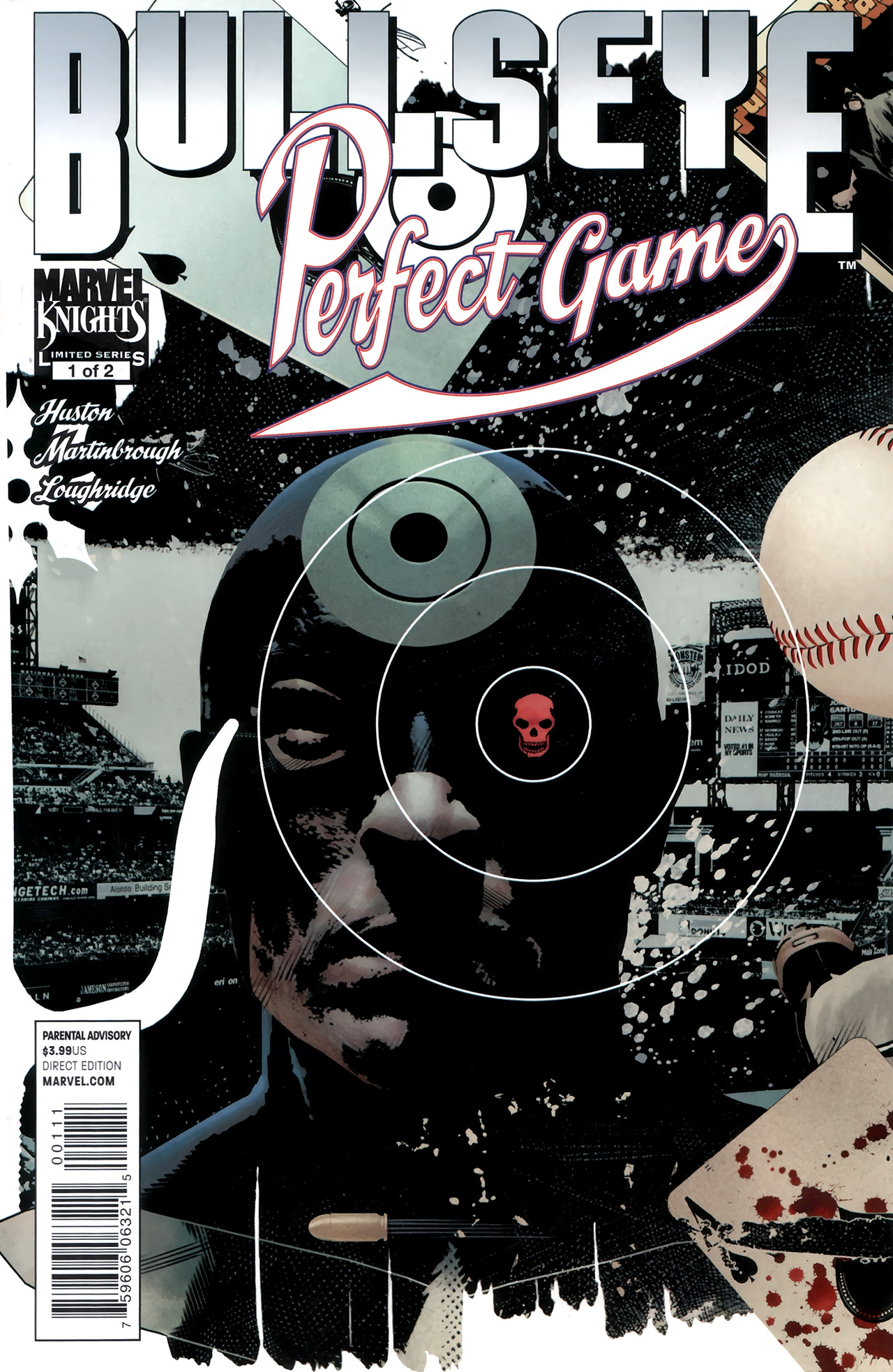 Bullseye: Perfect Game Vol 1 1
