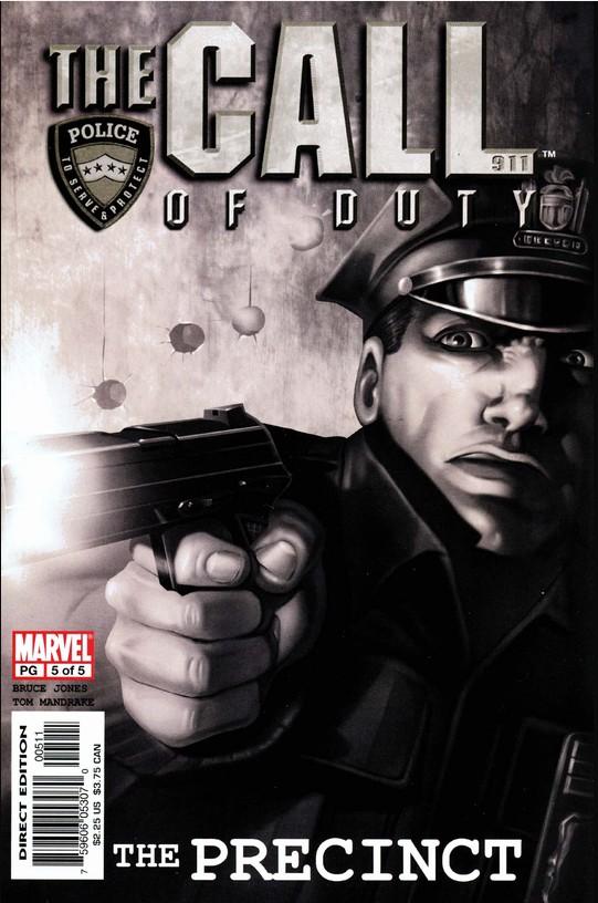 Call of Duty: The Precinct Vol 1 5
