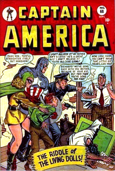Captain America Comics Vol 1 68