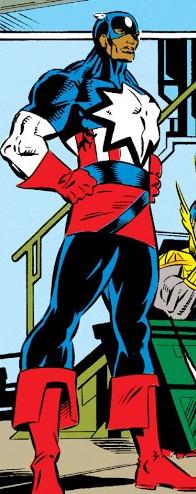 Captain Assyria (Earth-9105)