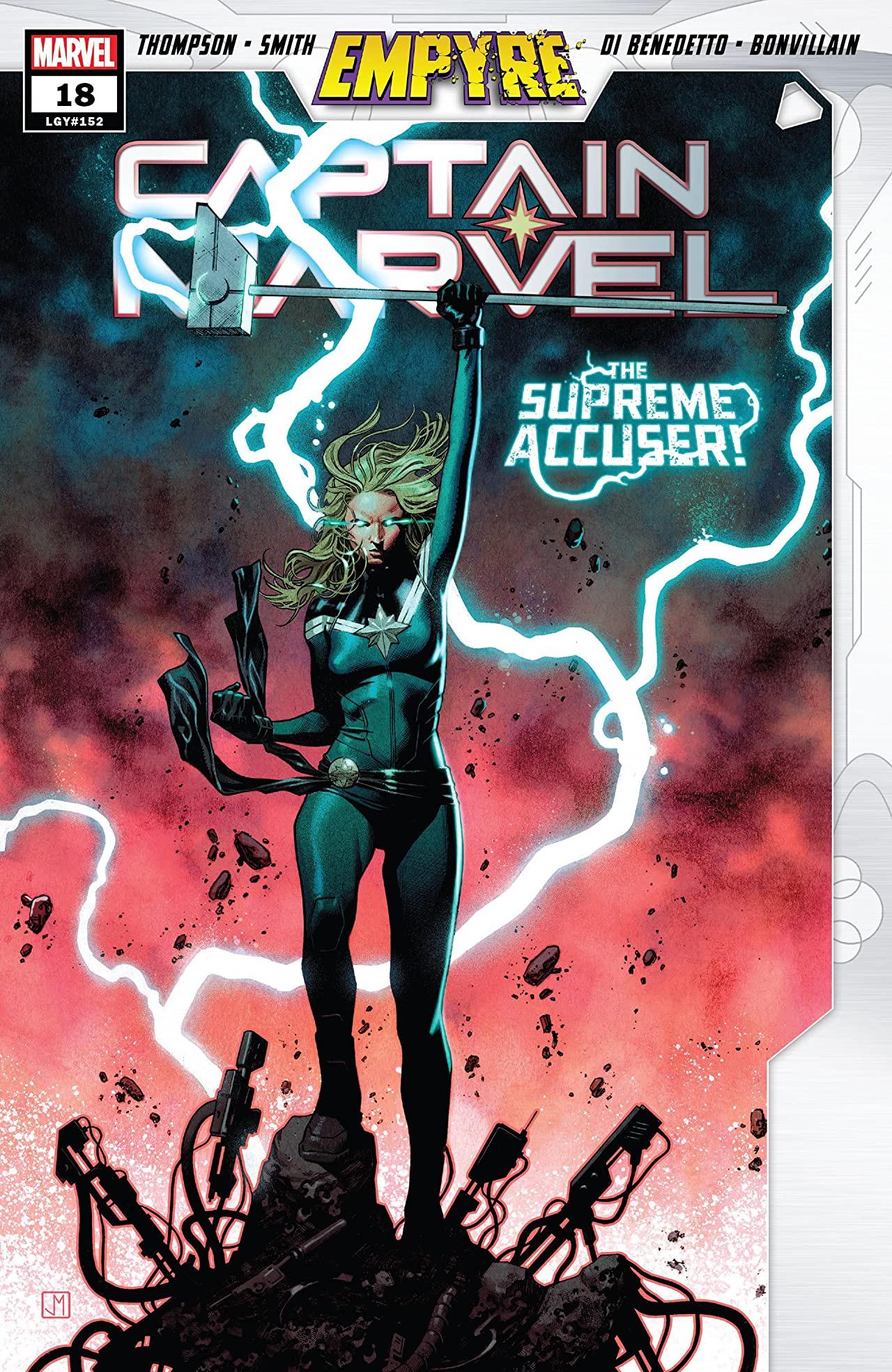 Captain Marvel Vol 10 18
