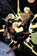 Captain Marvel Vol 7 6 Textless