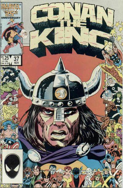 Conan the King Vol 1 37
