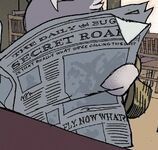 Daily Bugle (Unknown Reality)