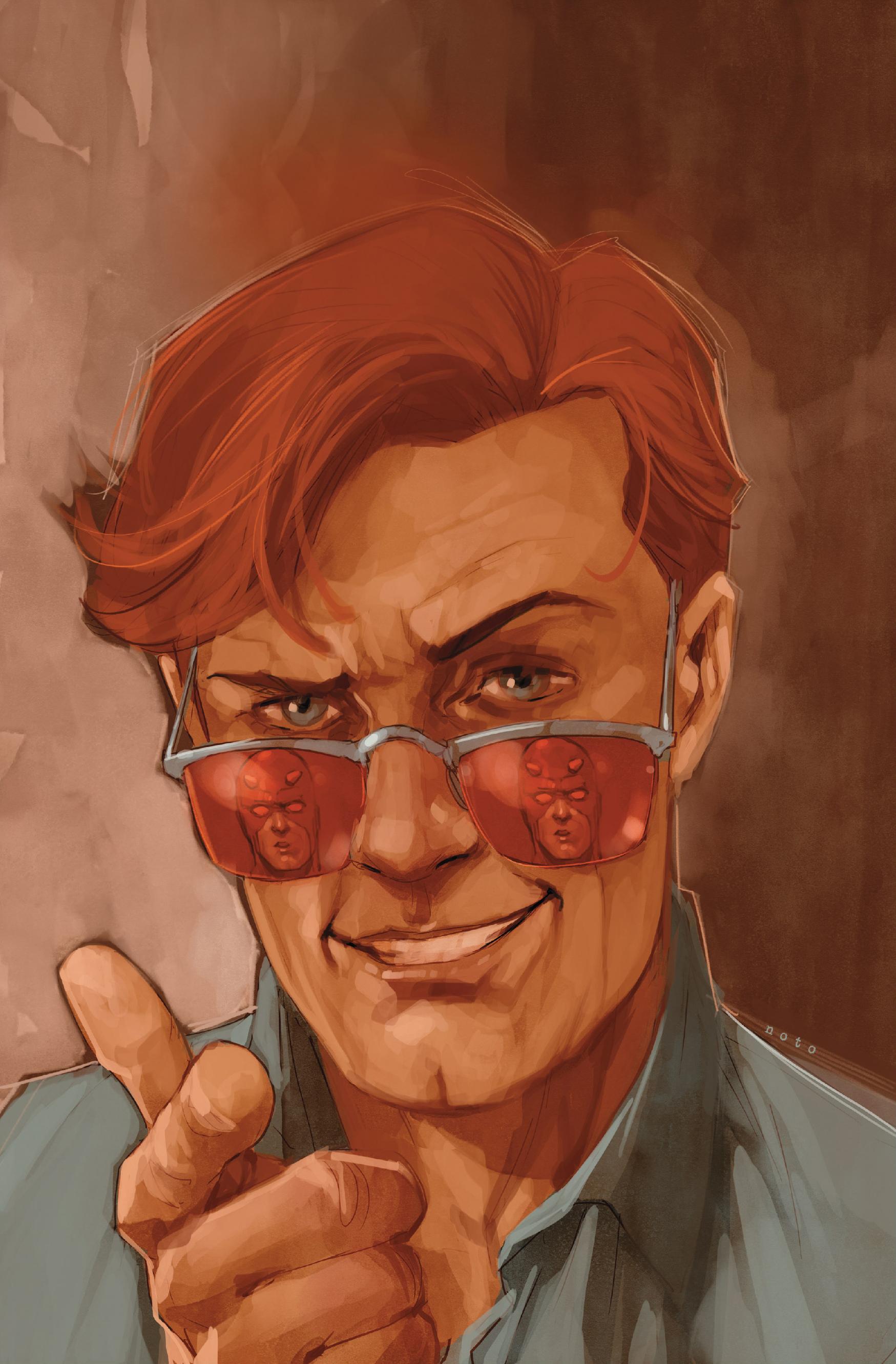Michael Murdock (Fragment) (Earth-616)