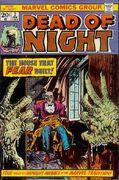 Dead of Night Vol 1 2