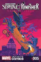 Doctor Strange Punisher Magic Bullets Infinite Comic Vol 1 5