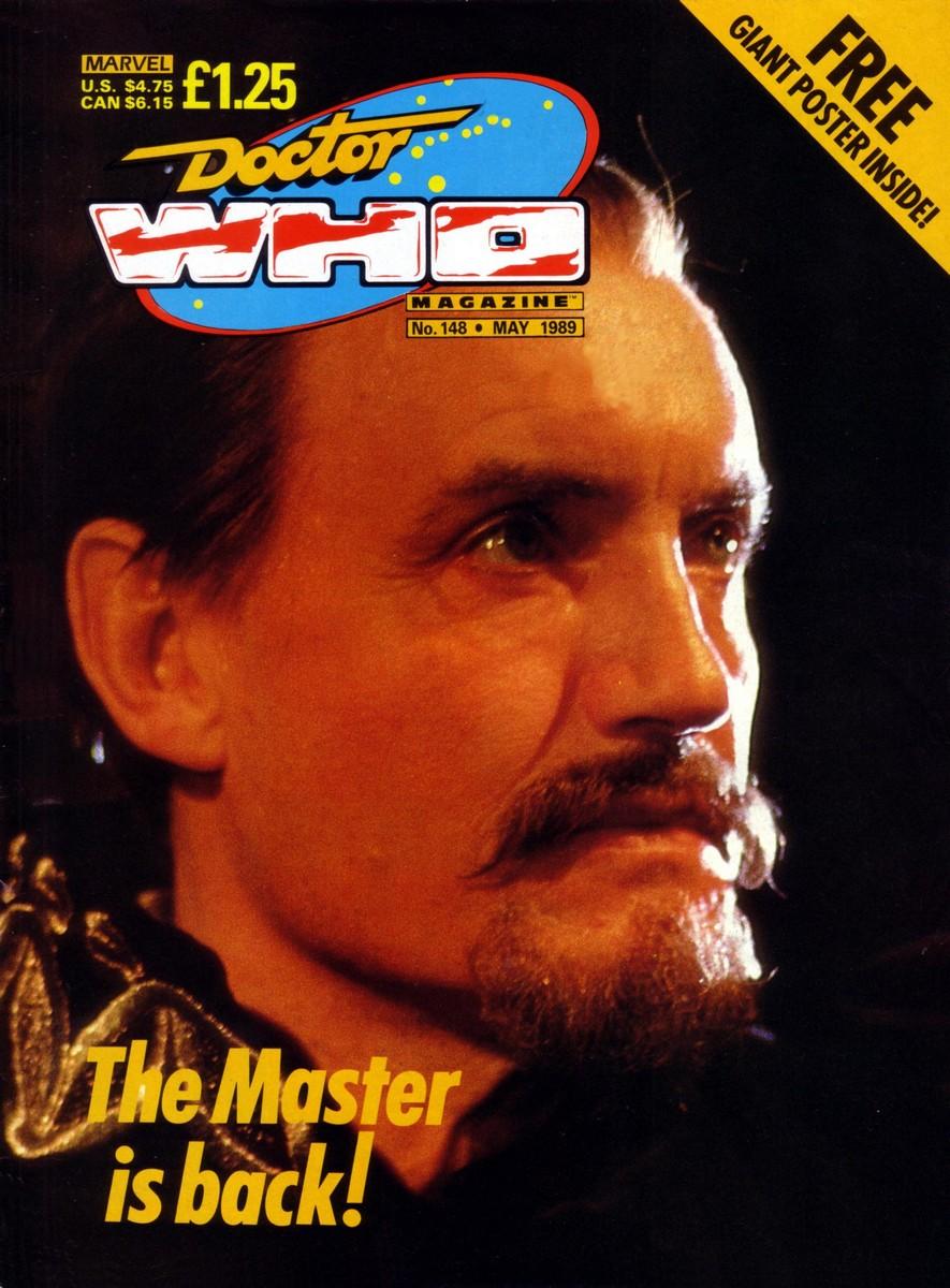 Doctor Who Magazine Vol 1 148
