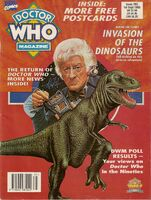 Doctor Who Magazine Vol 1 203