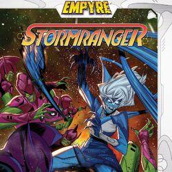 Empyre: Stormranger Vol 1 1